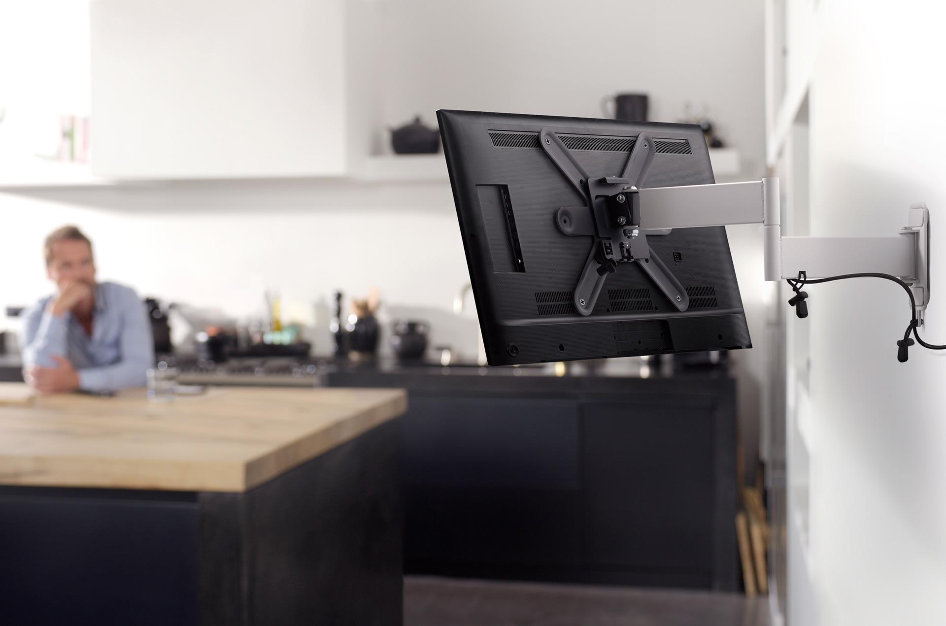 installation tv wall mount